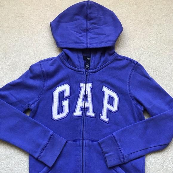 GAPKids Zipper-up Hoodie